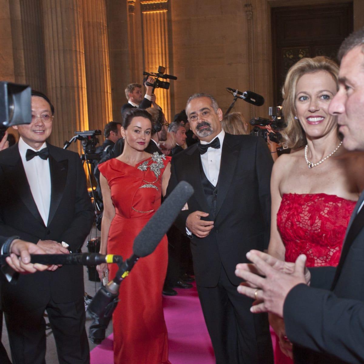 News_Louvre_Susan Tolson_Charles Rivkin_June 2011