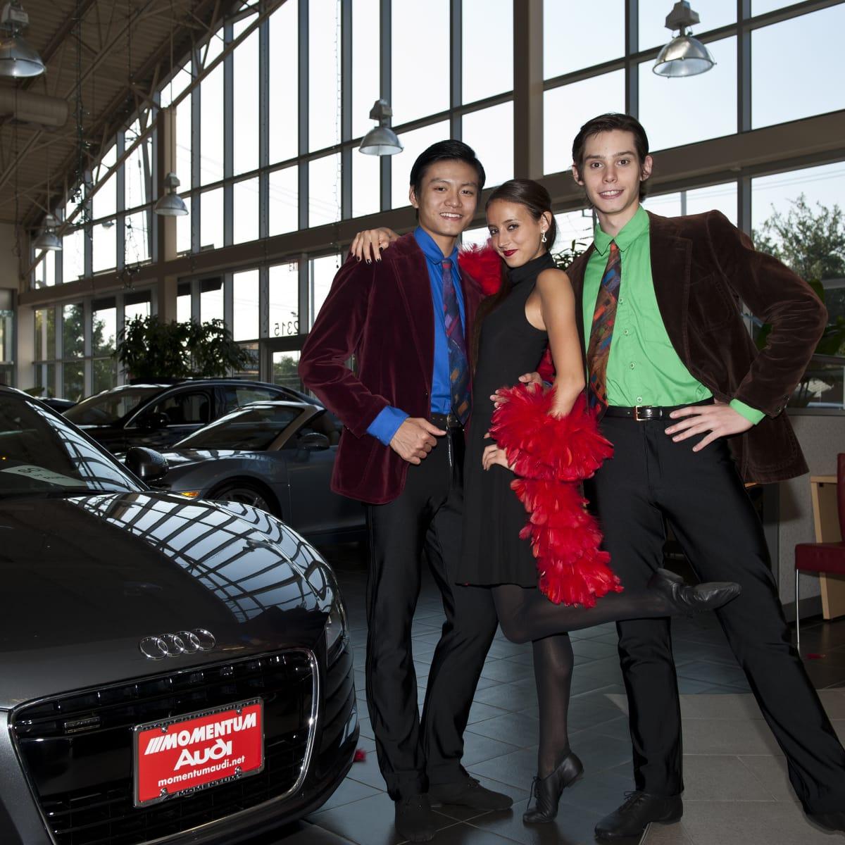 News_Ballet Barre_Liana Carpio_Guillaume Basso_Chunwai Chan, June 2011