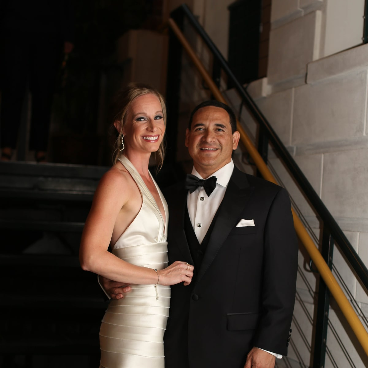 Fort Worth Opera Gala 2018, Cassie Dunn, Mike Martinez