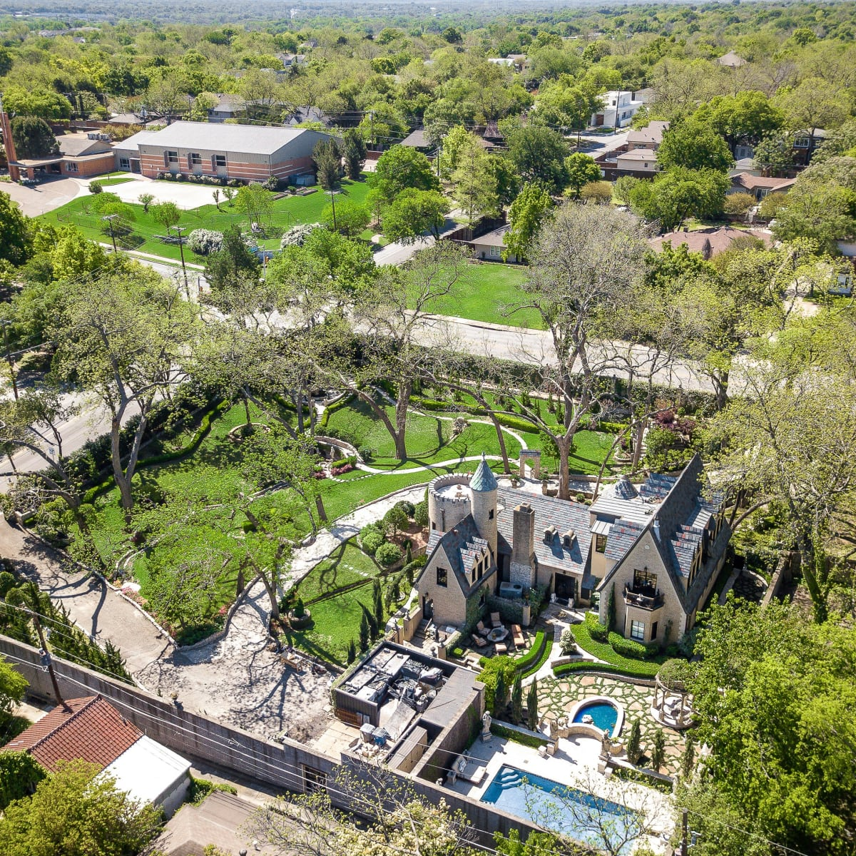6941 Gaston Ave., R.L. Thornton home for sale, Dallas