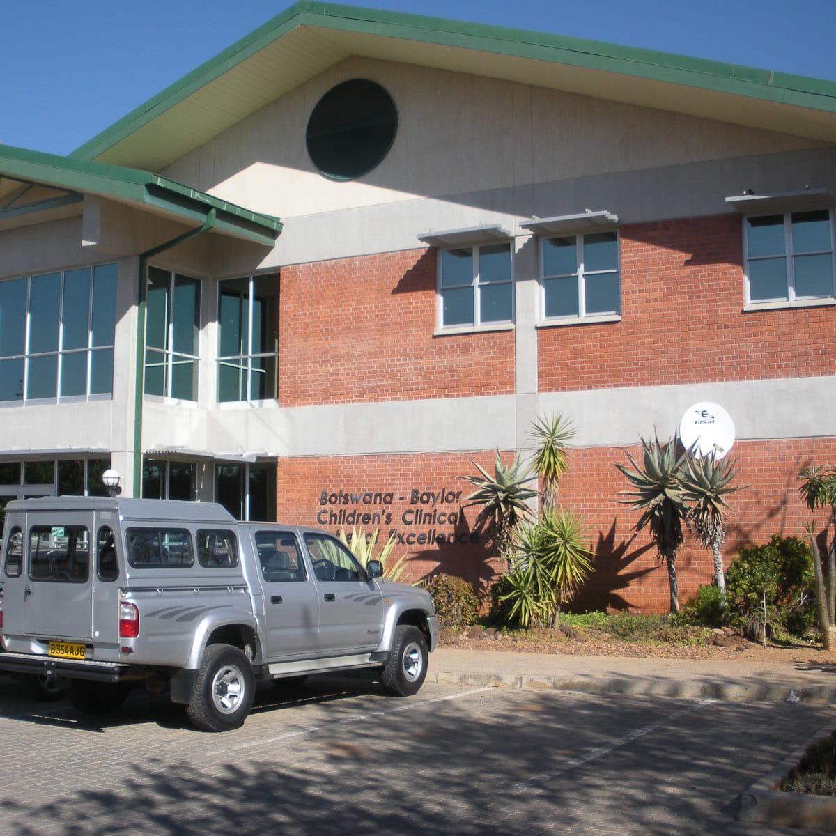 Baylor pediatric AIDS initiative, Botswana Clinic, August 2012