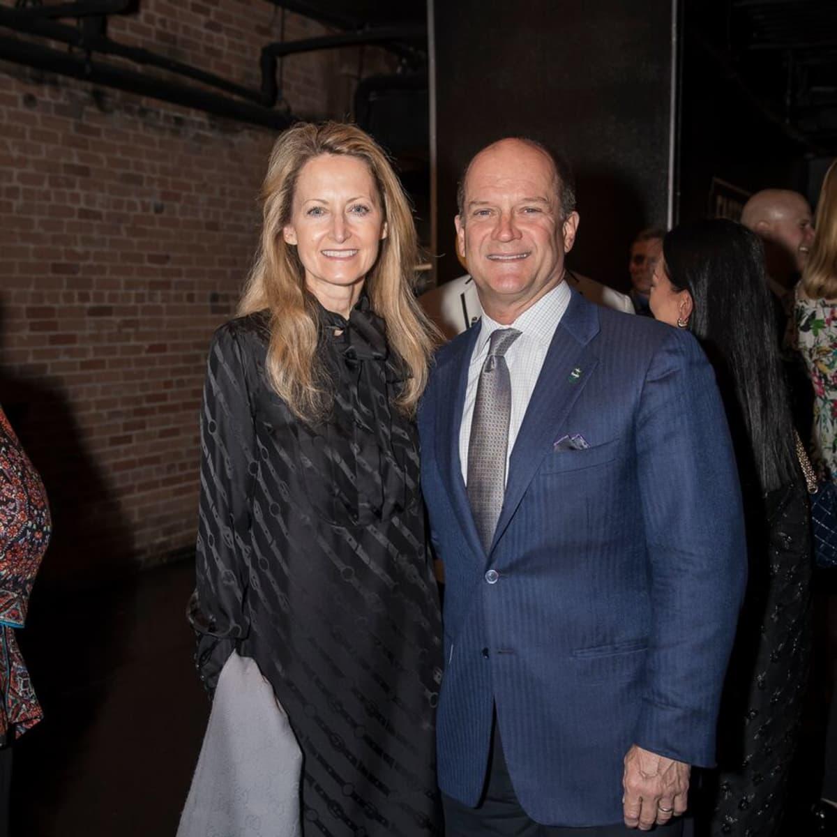 Equest After Dark Gala 2018, Lynn McBee, Allan McBee