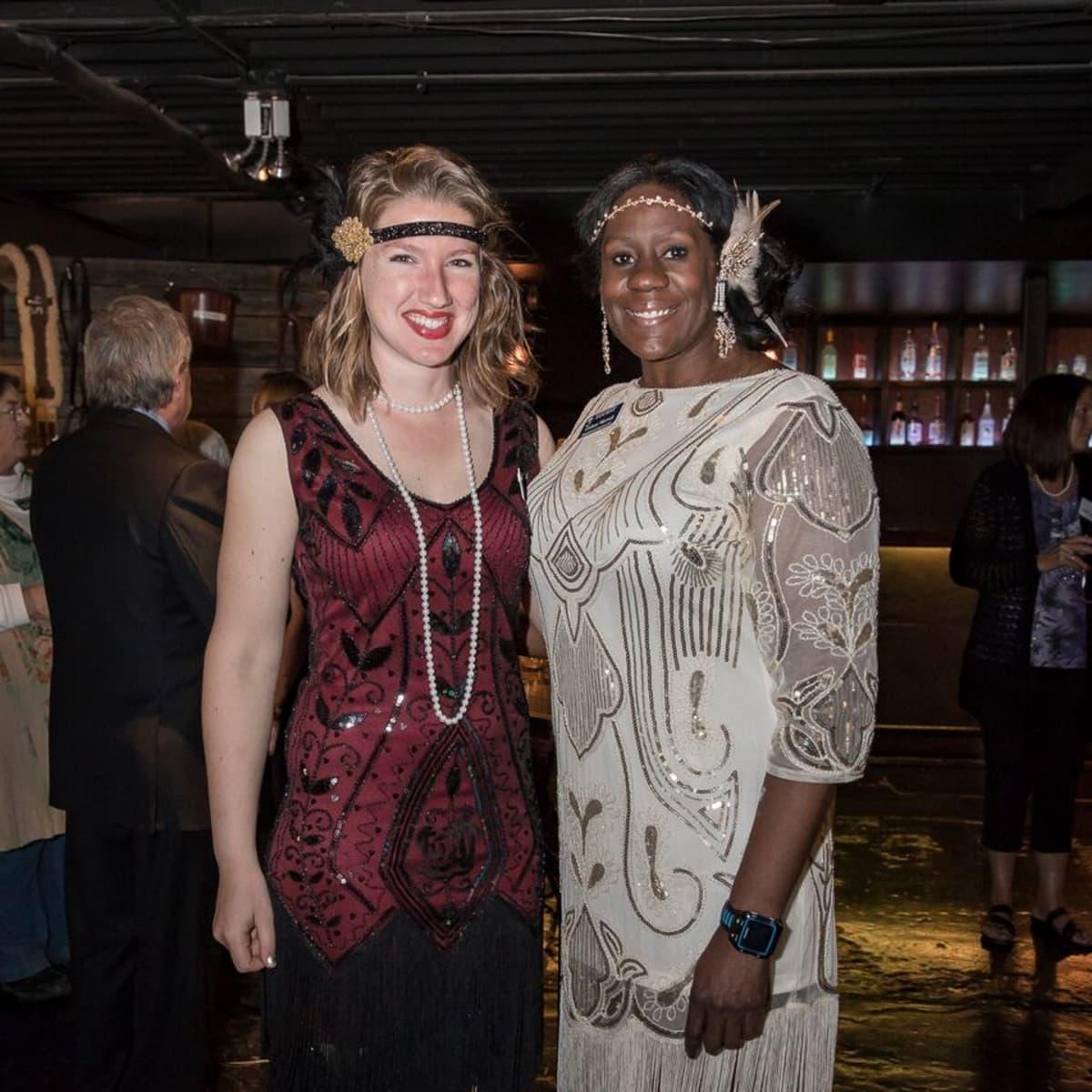 Equest After Dark Gala 2018, Chrissy Rudd, Leilani Warrick