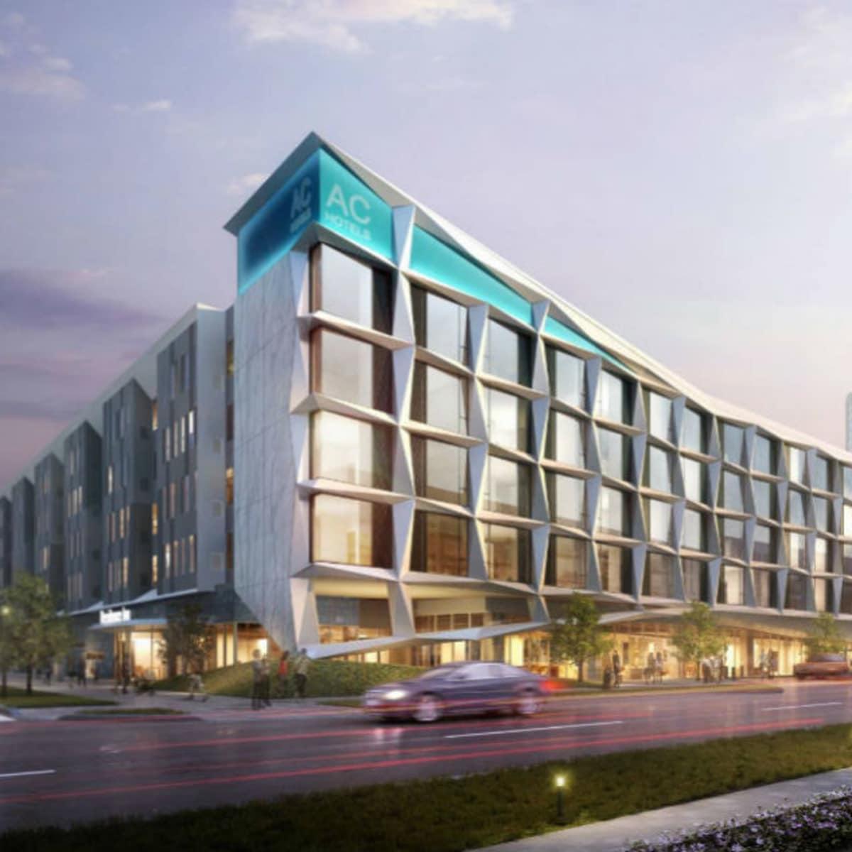 AC Dallas Galleria hotel