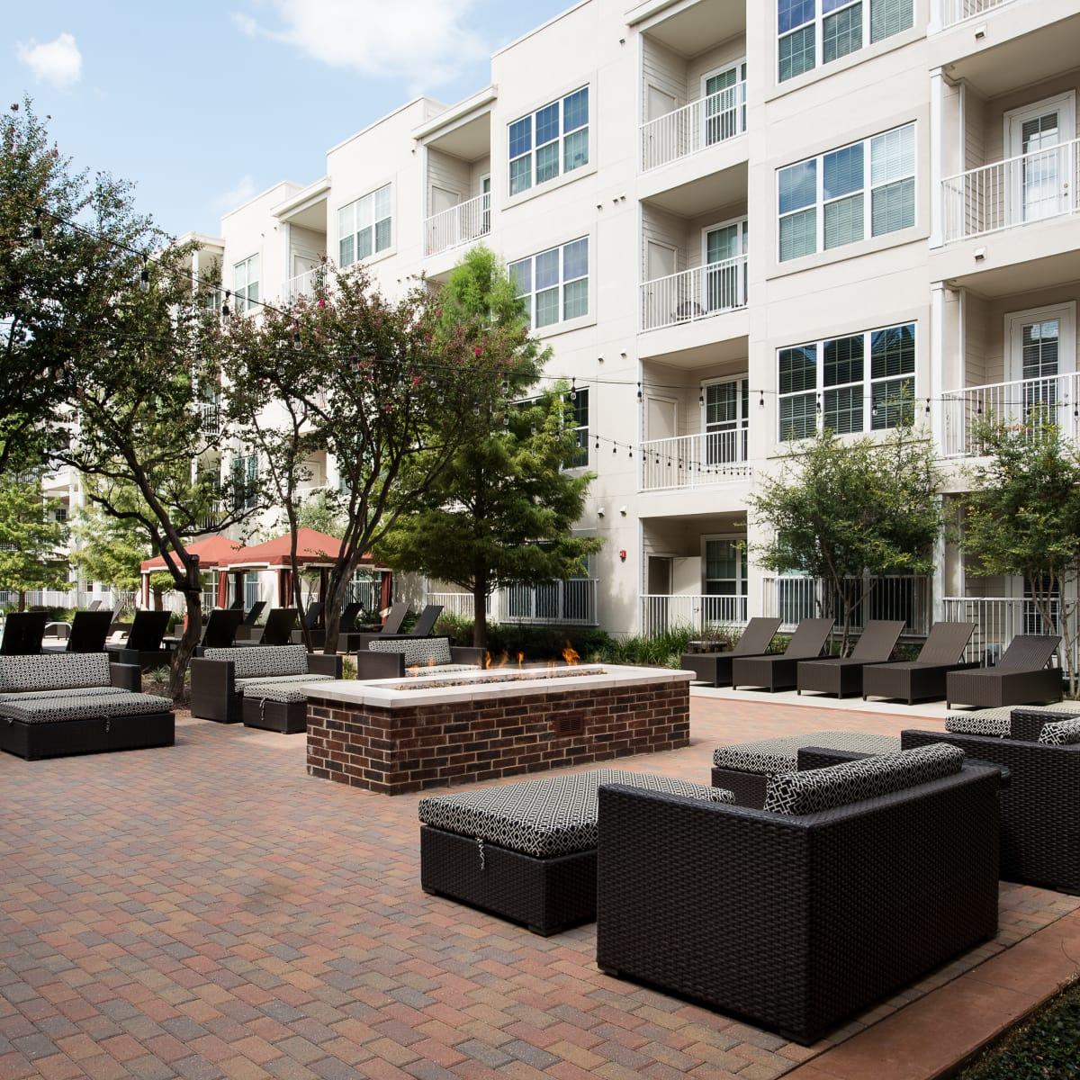 4110 Fairmount apartments in Dallas