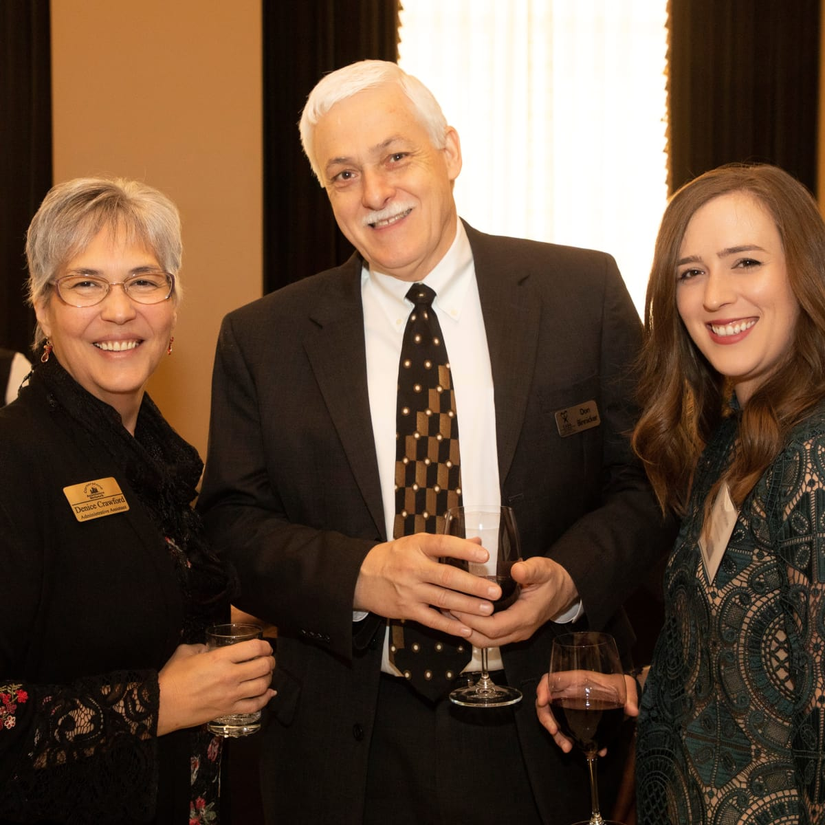 North Texas Community Foundation, Rose BradshawDenice Crawford, Don Binnicker, Catelyn Devlin