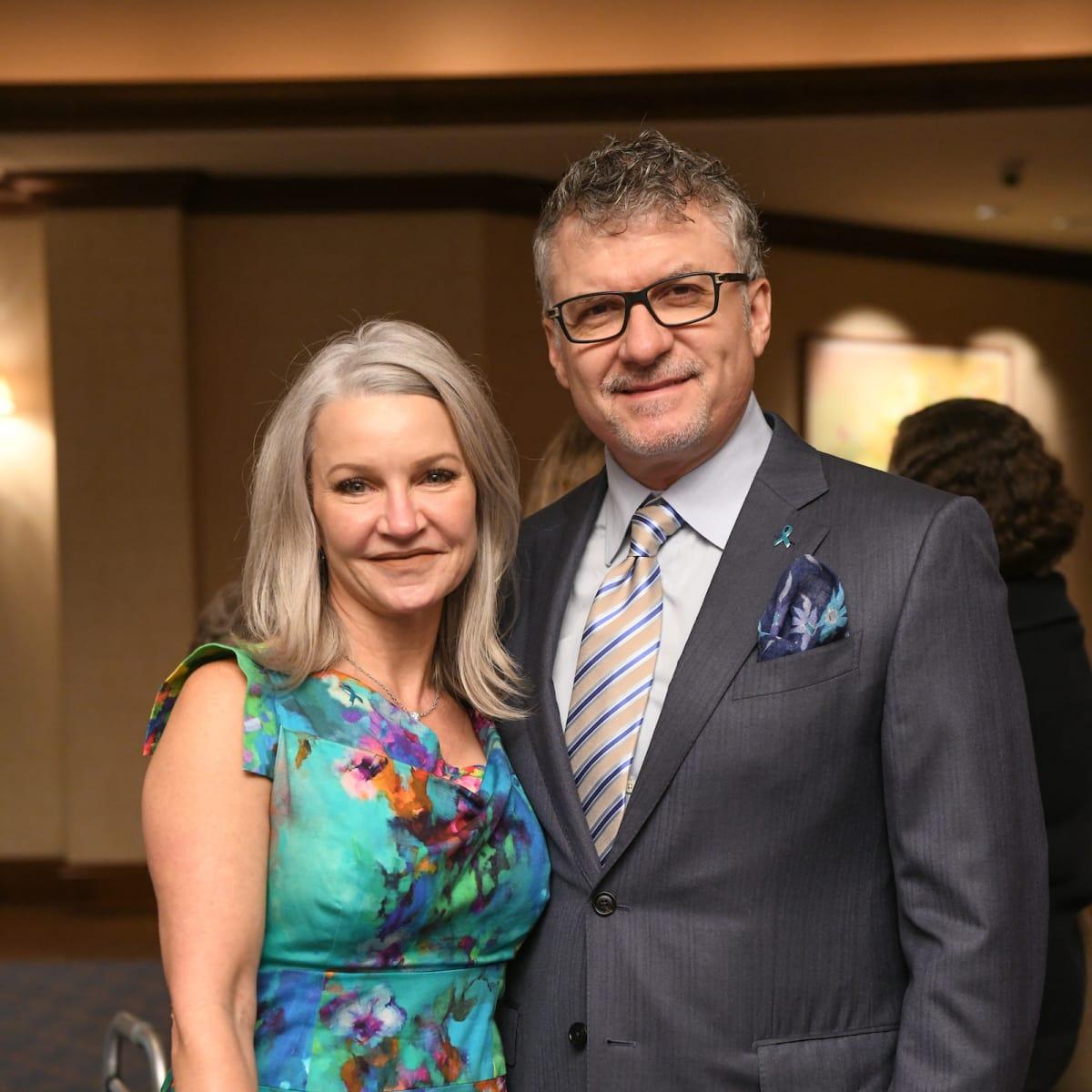Maureen and Dr Douglas Hirsch/Judys Mission