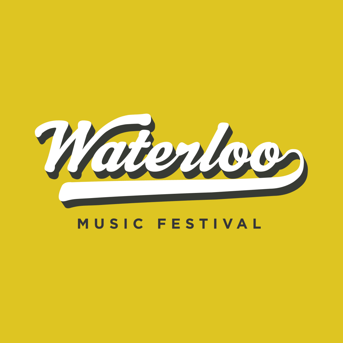 Waterloo Music Festival logo