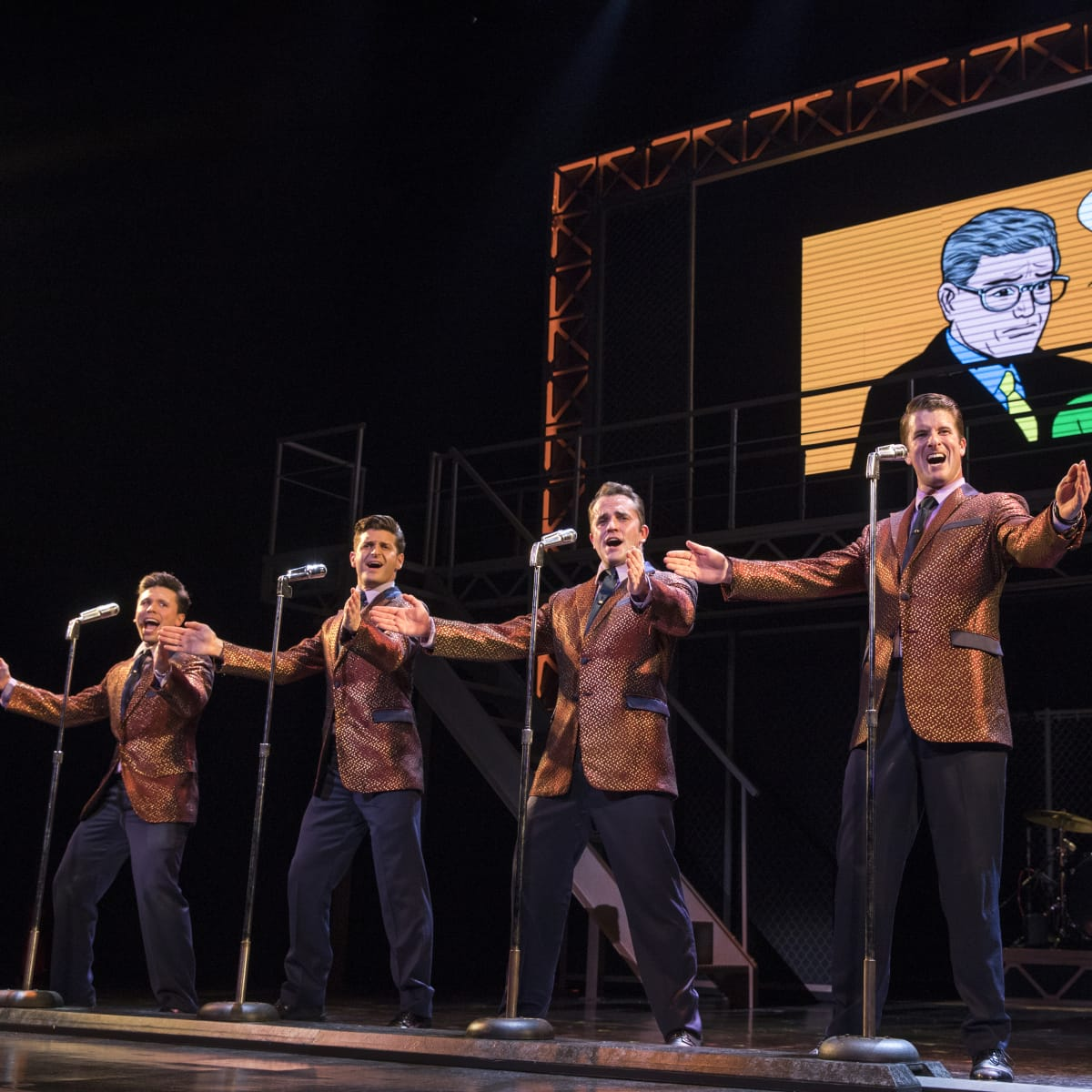 AT&T Performing Arts Center presents Jersey Boys