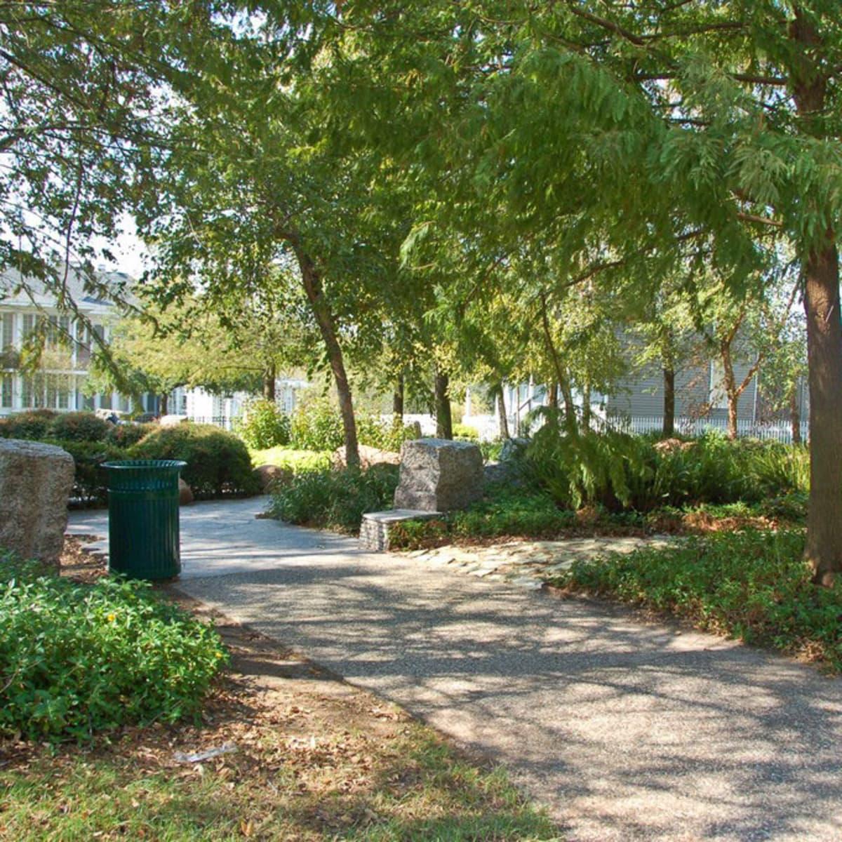Places-Unique-Sam Houston Park-sidewalk-1