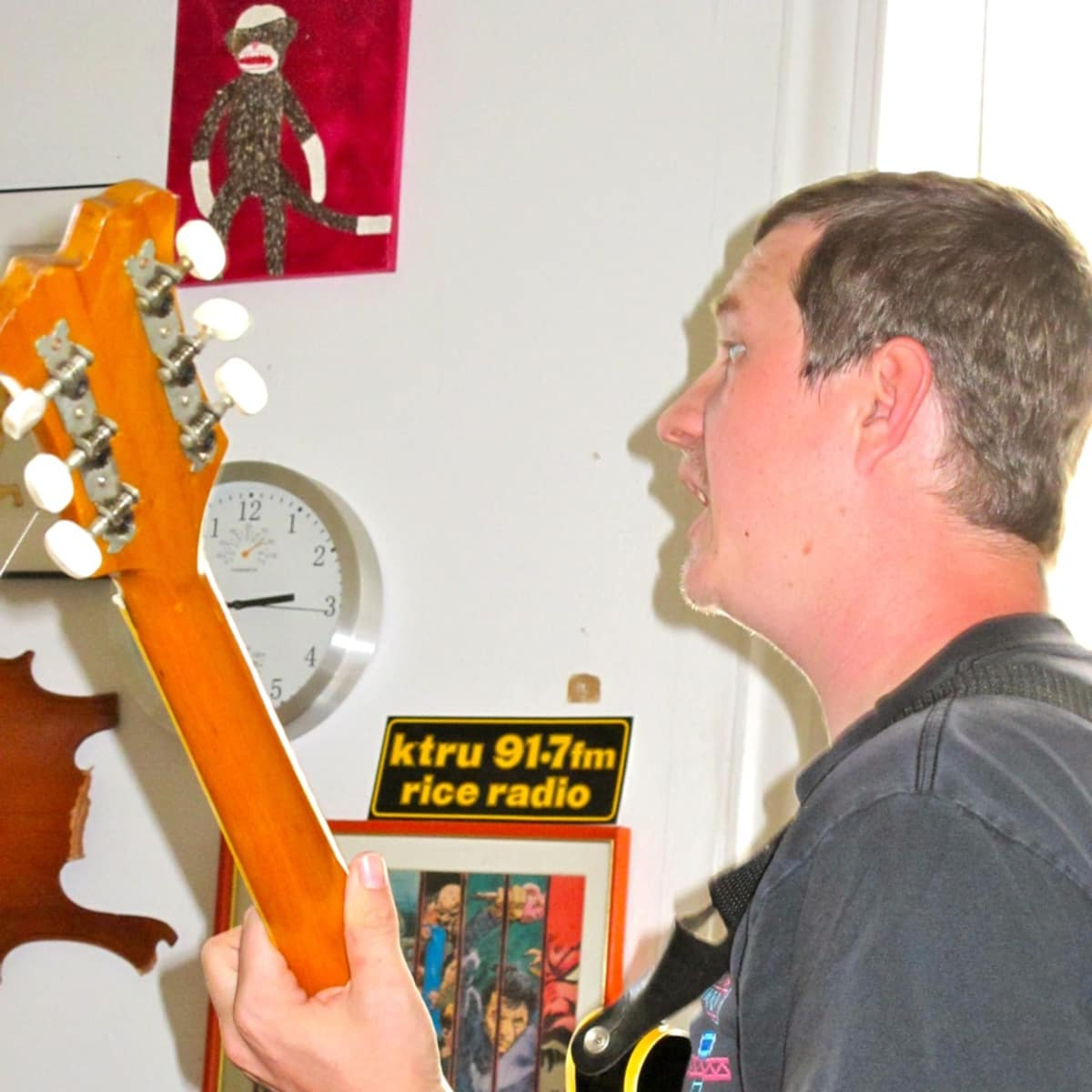 Shane Patrick on Guitar