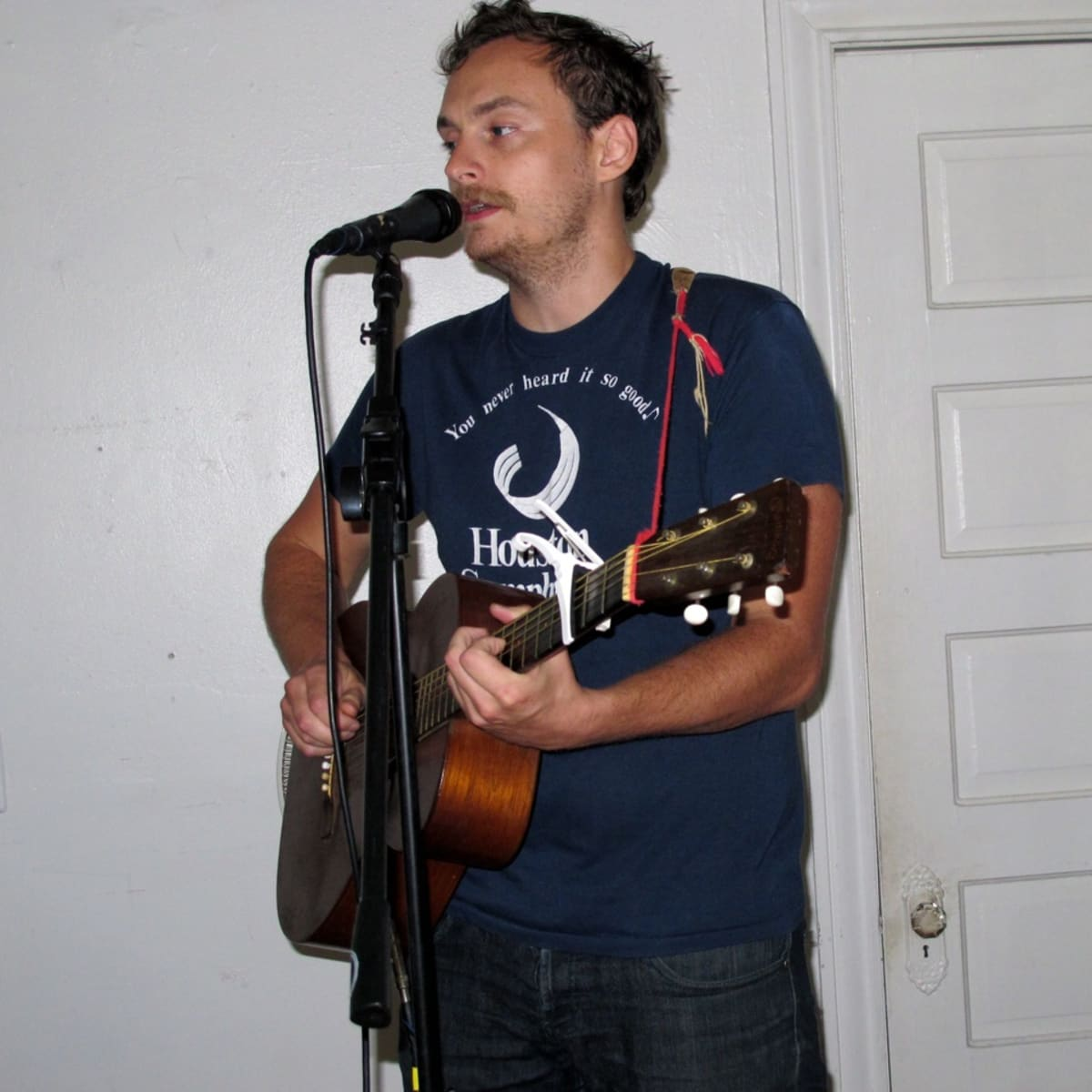Ben Godfrey's warm throaty vocals