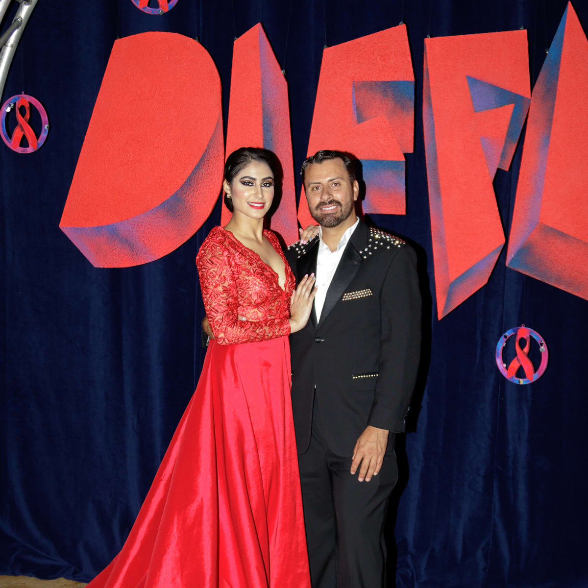 Sienna Jade, Rulli Torres at House of DIFFA 2018