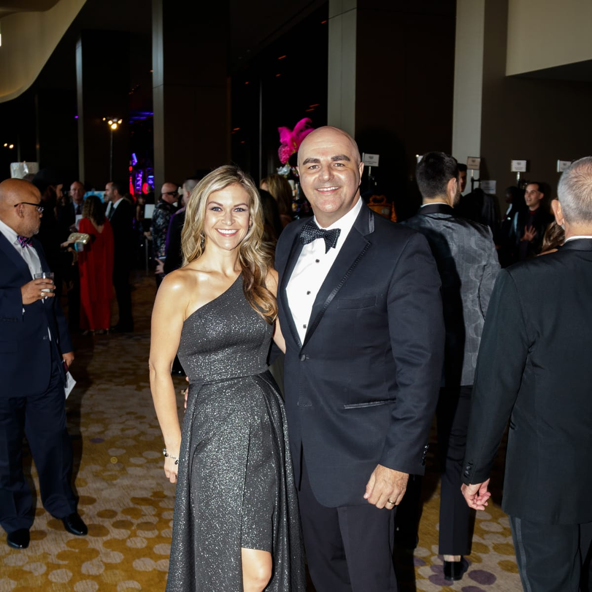 Krystal DeAlano, Tommy DeAlano at House of DIFFA 2018