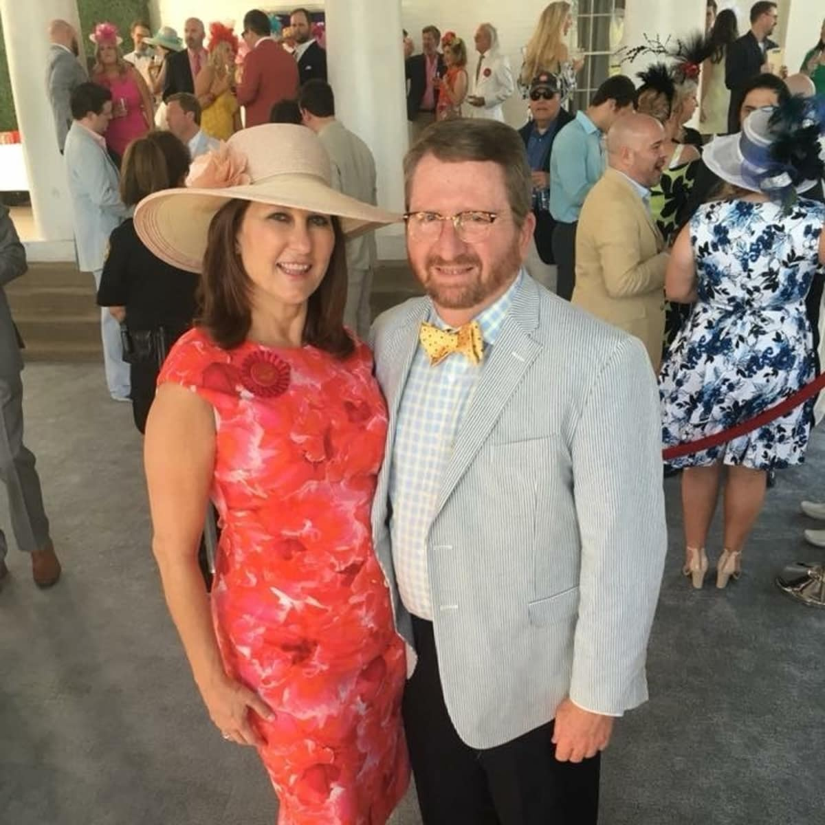 Day at the Races 2018, Gay Donnell, Michael Willis