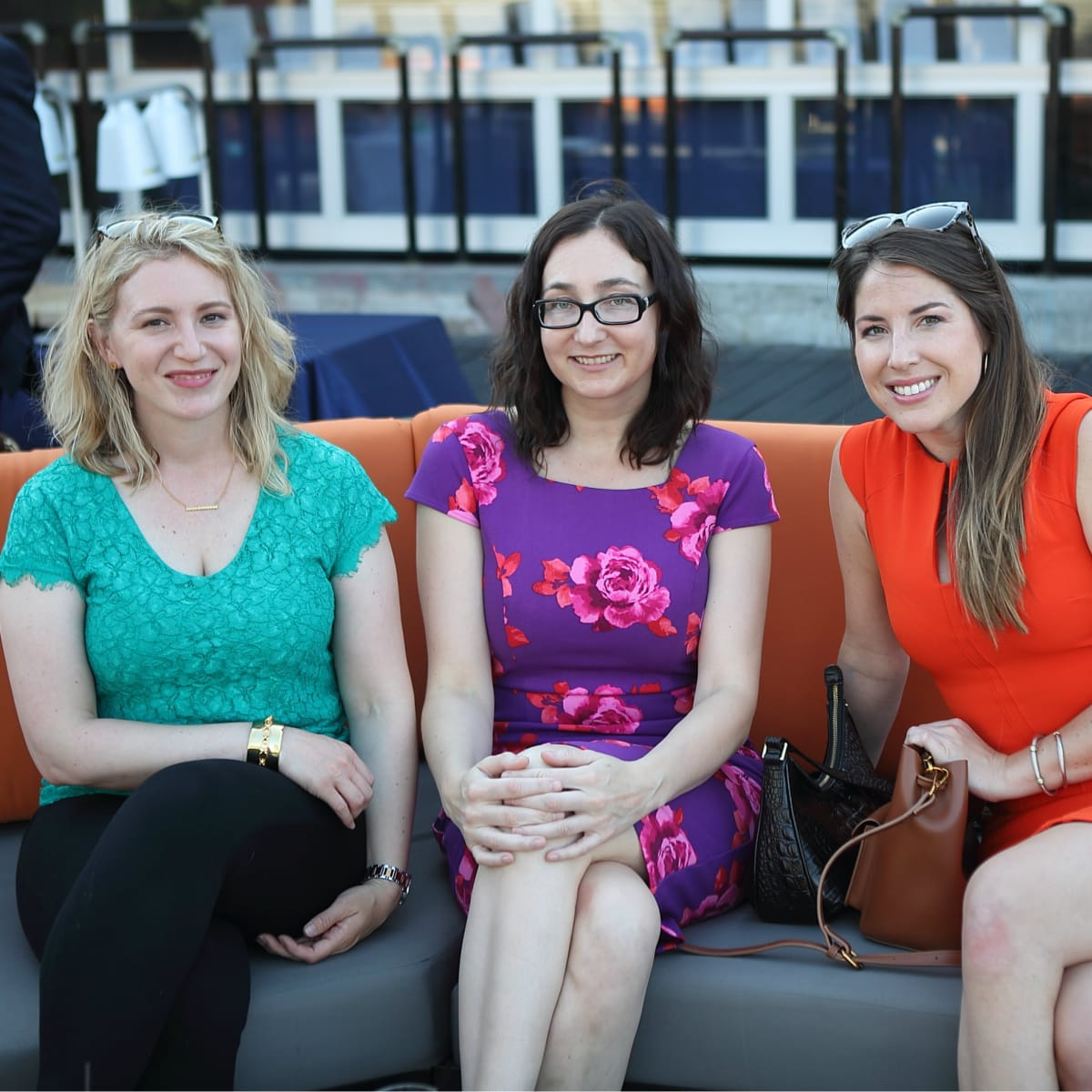 Club PetSet Young  Lesley Kaufman, Laura Ferguson, Katie Jacobson