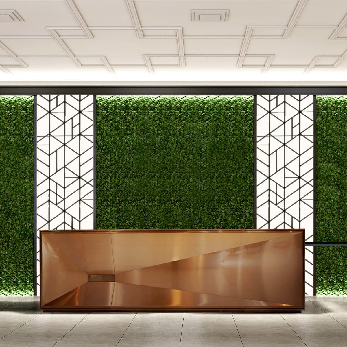 Omni Houston new lobby