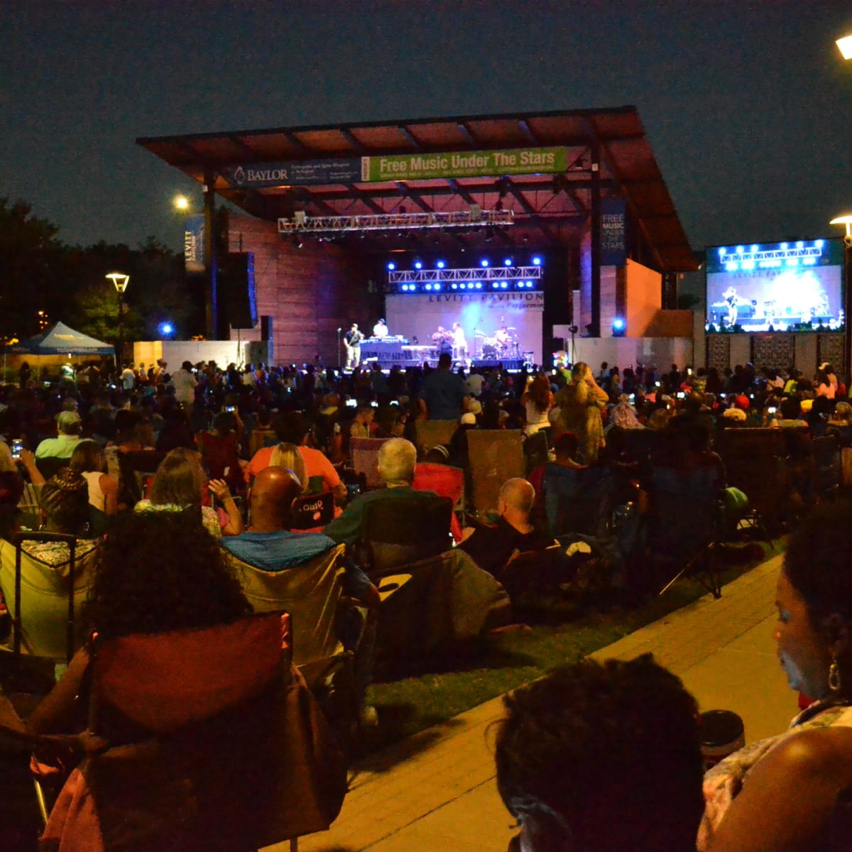The best Dallas-Fort Worth outdoor summer concerts for families ...