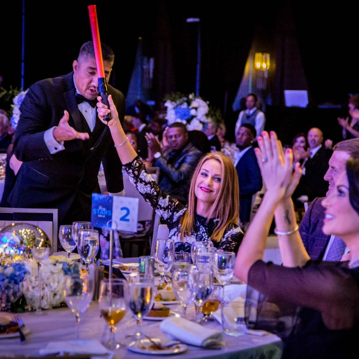 Emmitt Smith Invitational Gala 2018, Michelle Witten