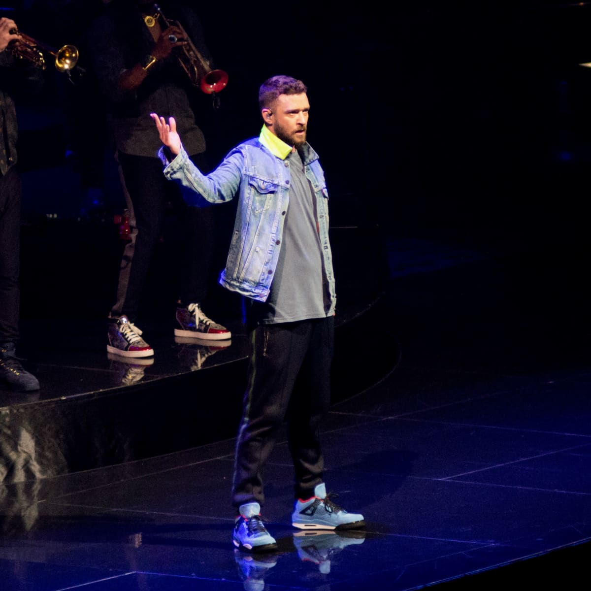 Houston Justin Timberlake Toyota Center May 23