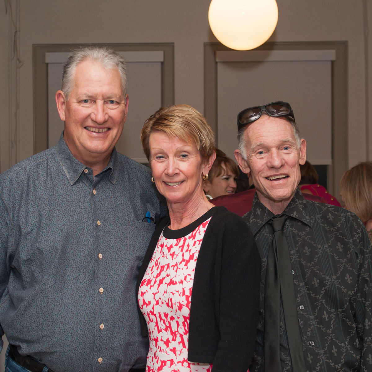 Steve Suellentrop, Betty Suellentrop, Bill Lengfelder