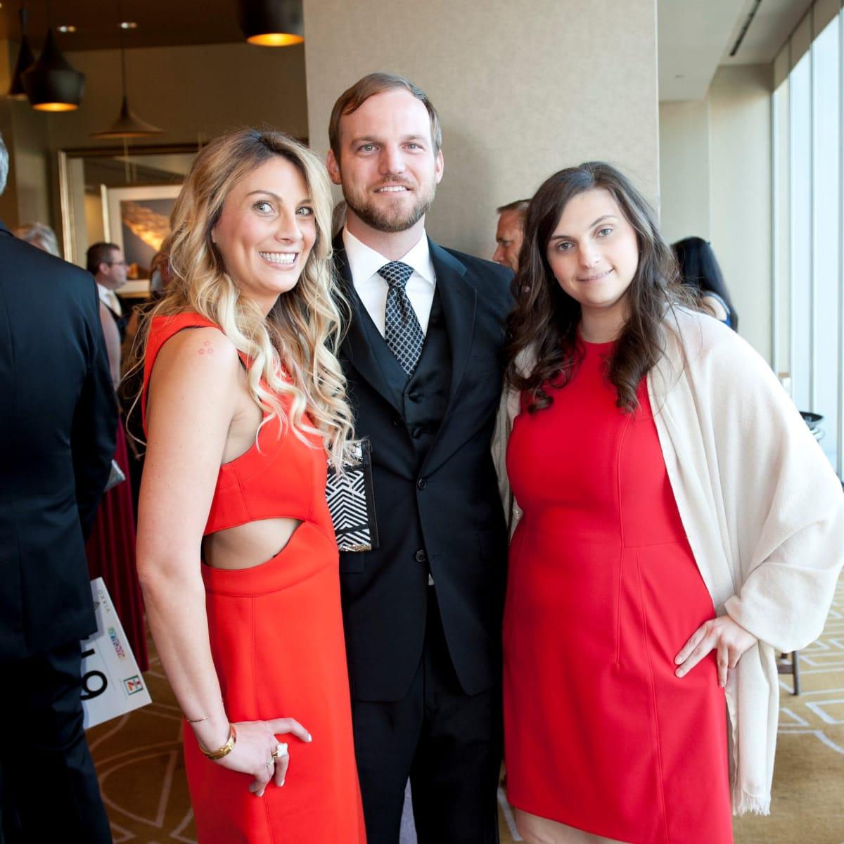 Leigh Gernsbacher, Braden White, Jordan Gernsbacher