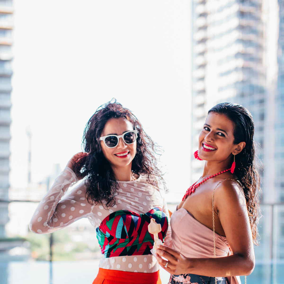 Vanda Ungureanu, Meghana Moya, Summer Soiree 2018