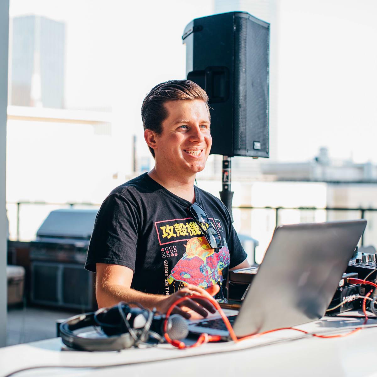 DJ Blake Ward, Summer Soiree 2018