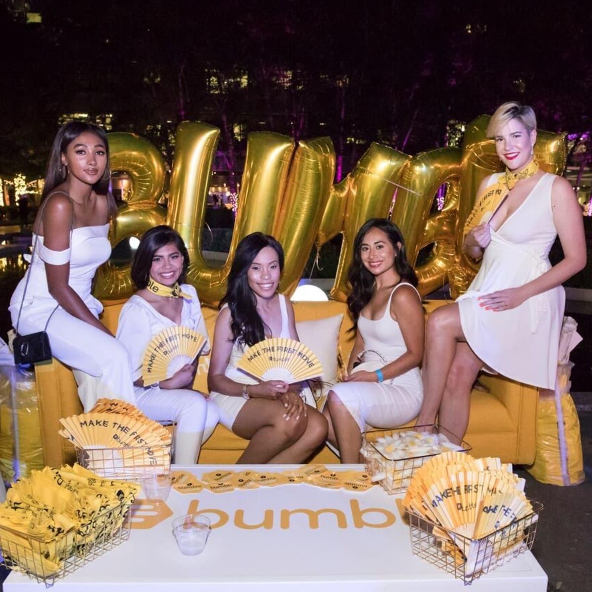 Bumble Team, White Party 2018