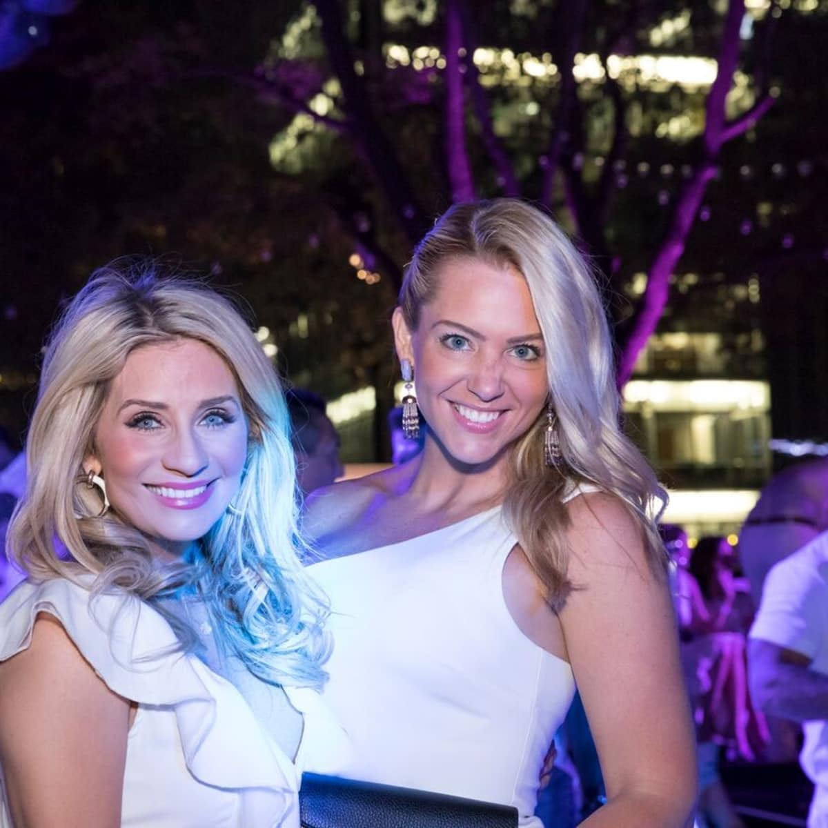 Natalie Westbrook, Jesselyn Hayes, White Party 2018