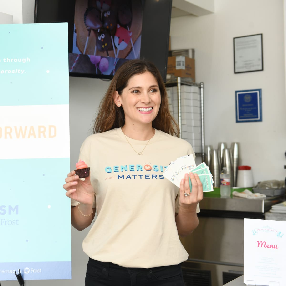 Frost it Forward presentation