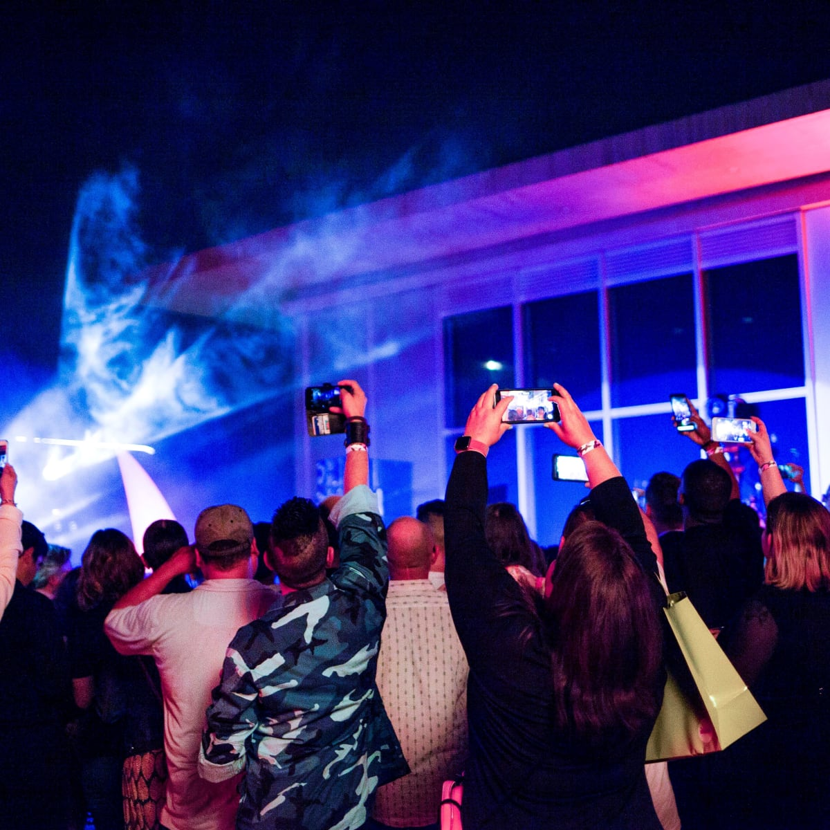 Takashi Murakami party, Modern Art Museum of Fort Worth