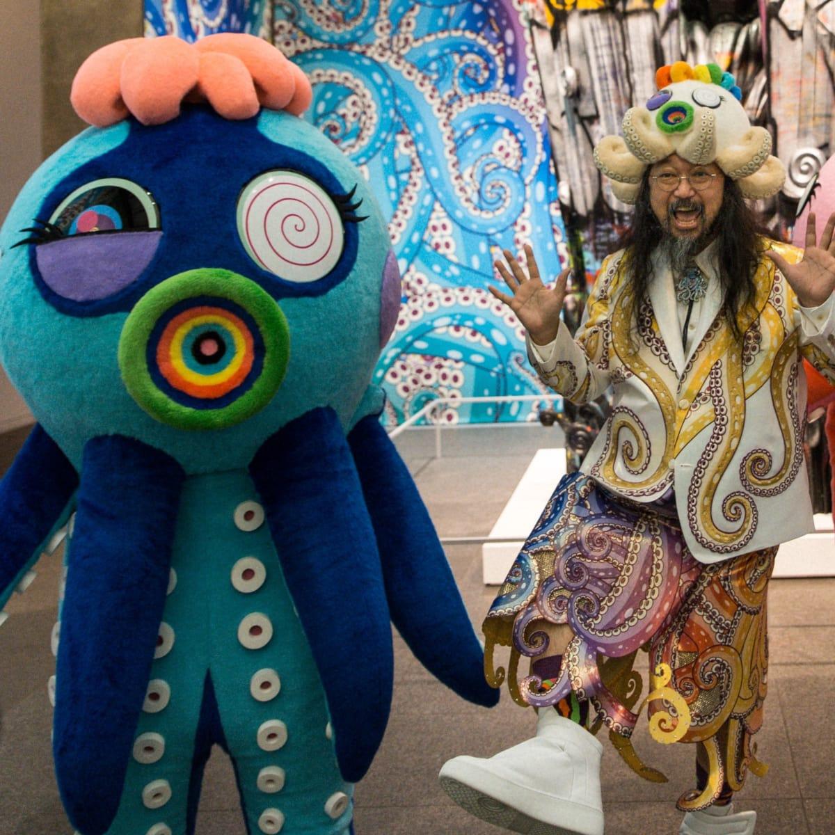 Takashi Murakami, Modern Art Museum of Fort Worth