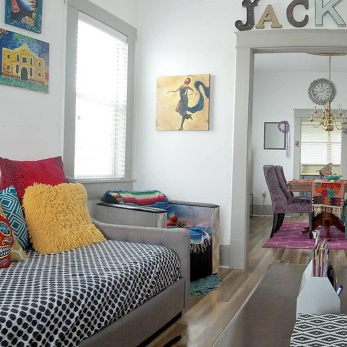 San Antonio Wish-listed Airbnb