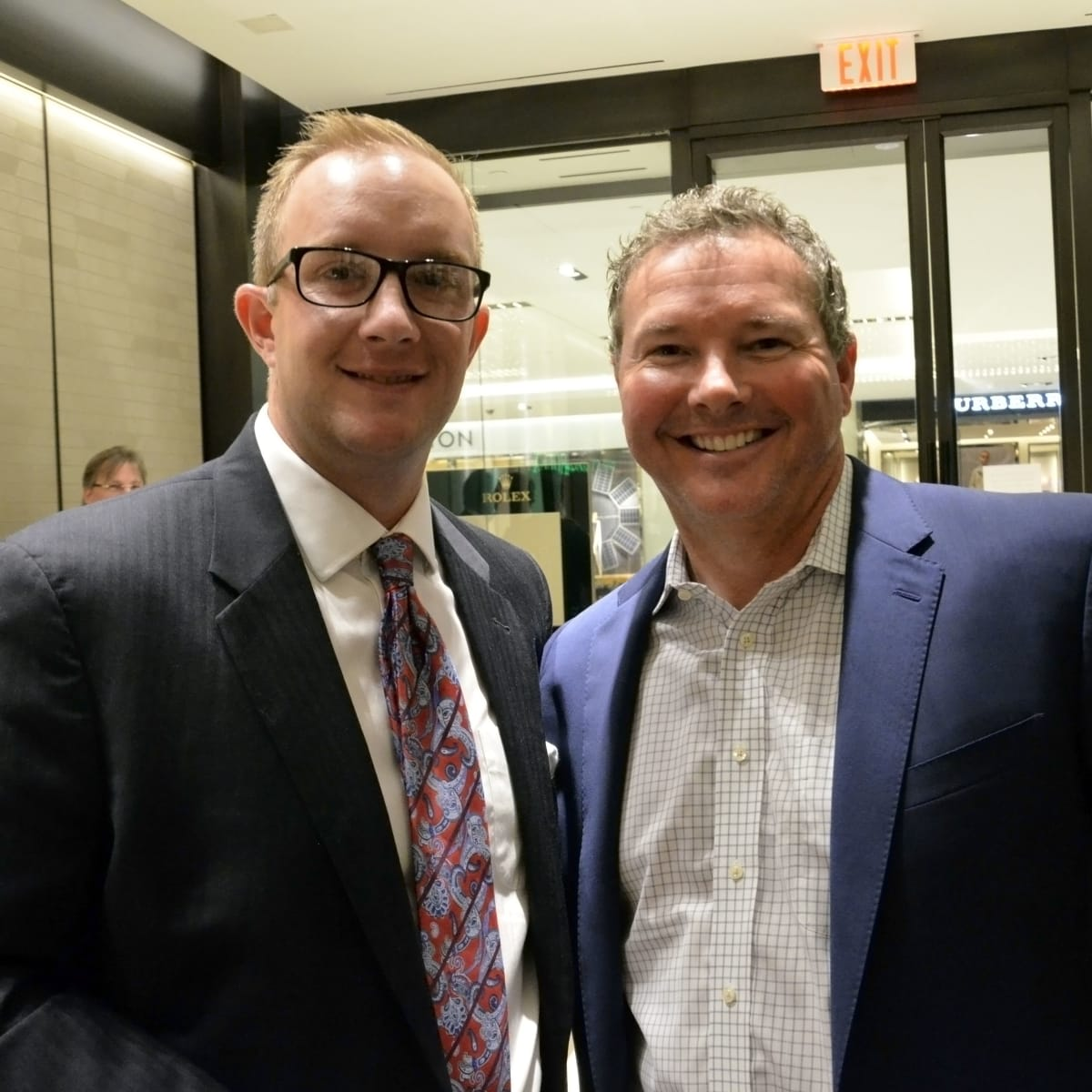 Kyle McCully and Mark Latham