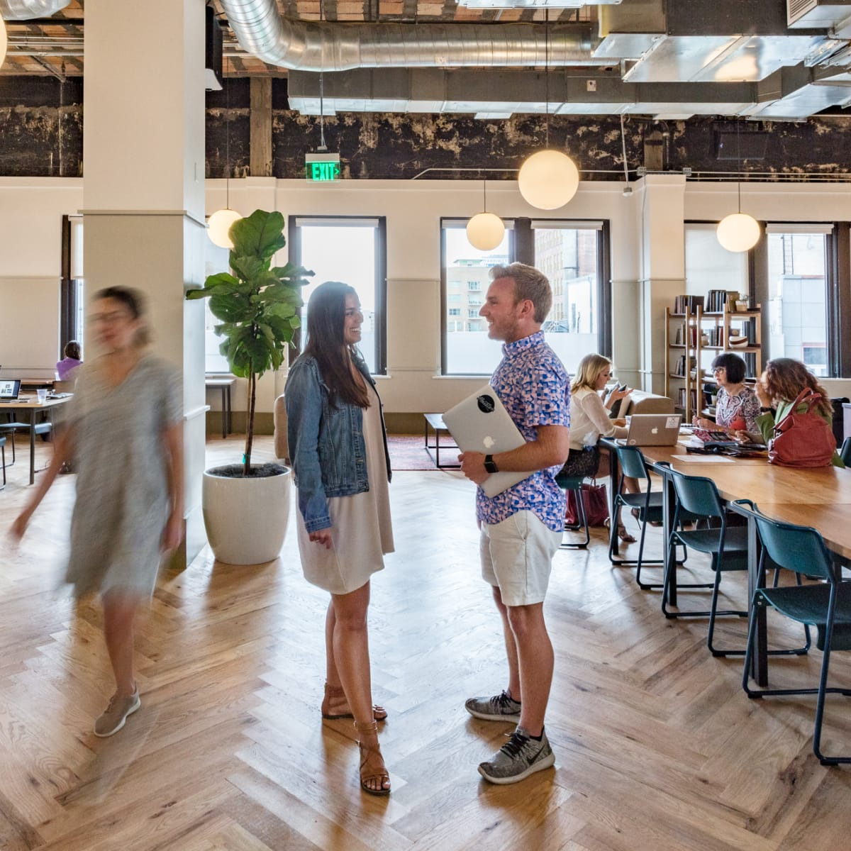 WeWork Houston Main Street