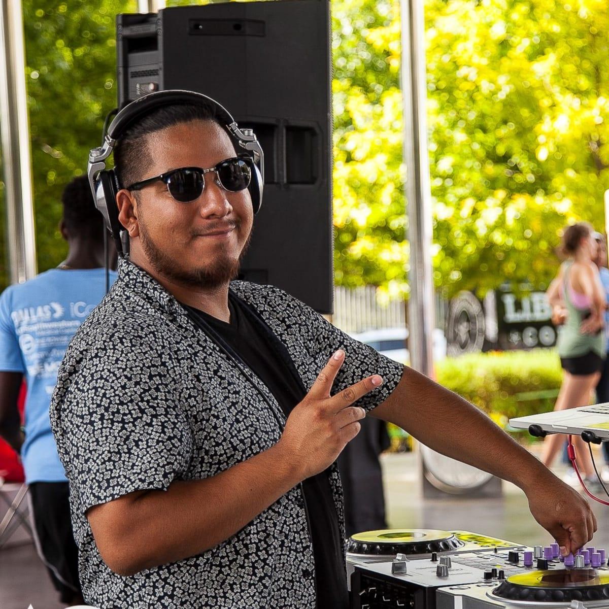 DJ JC, STEM in the park