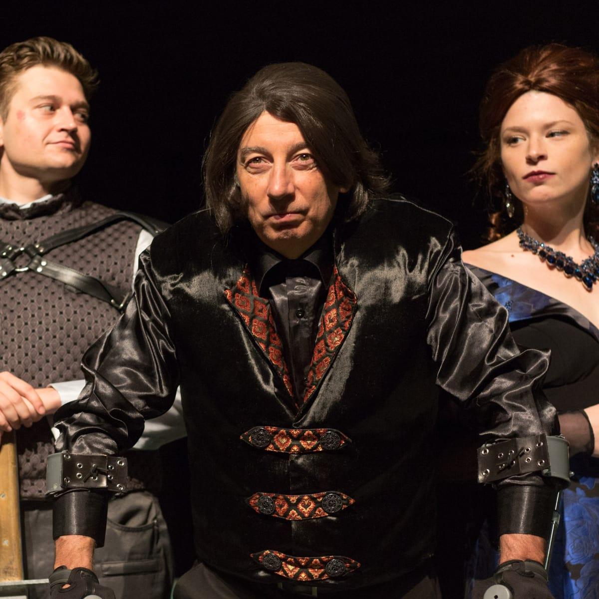 Houston Shakespeare Festival perfomers