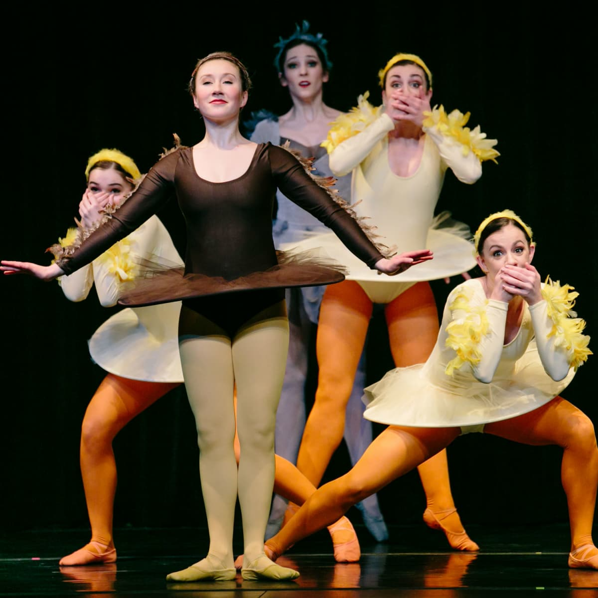 Ballet Austin presents The Ugly Duckling