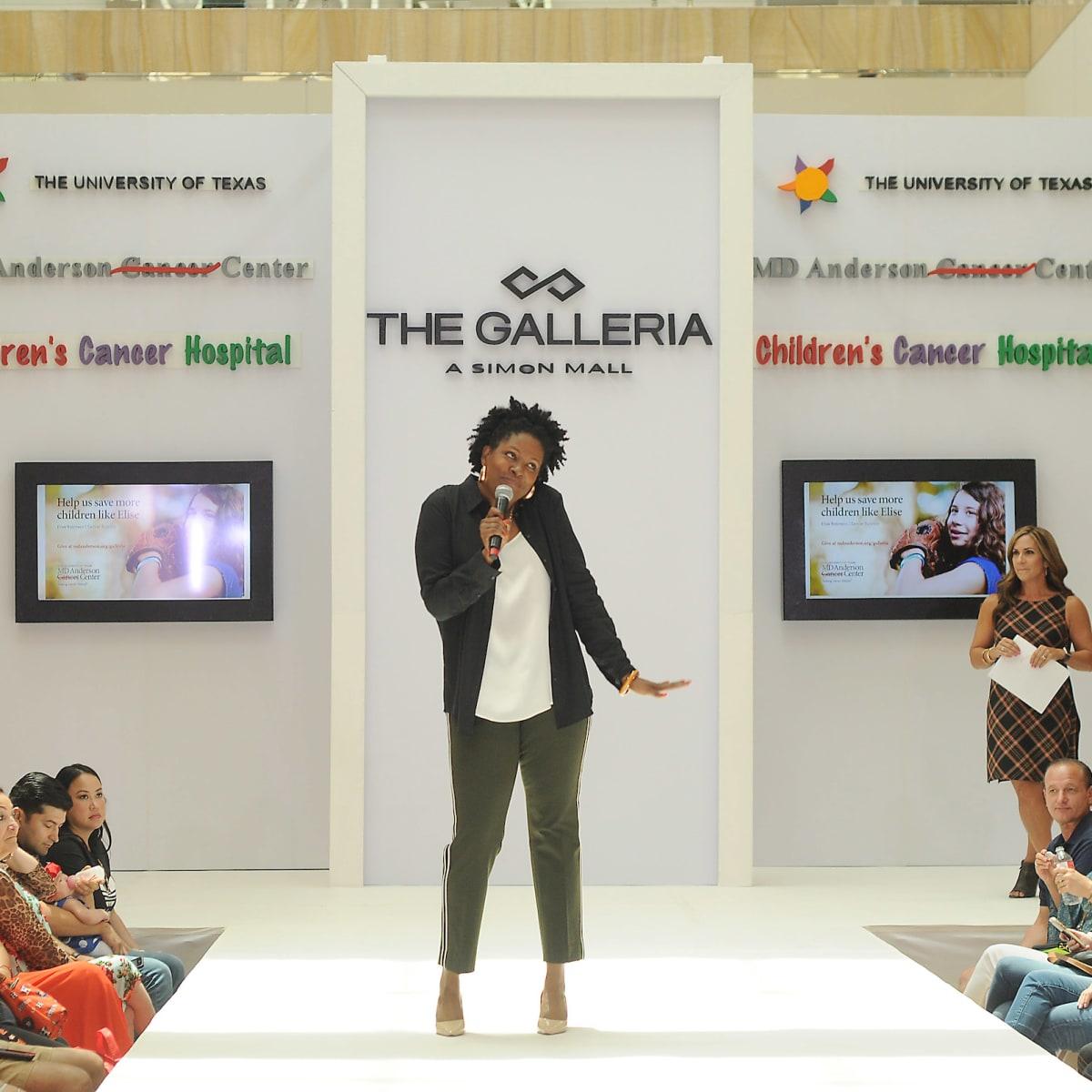MD Anderson fashion show Dr Wykesha Hayes