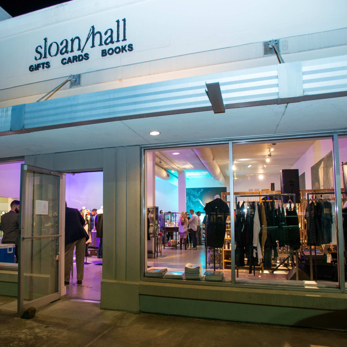 Sloan Hall