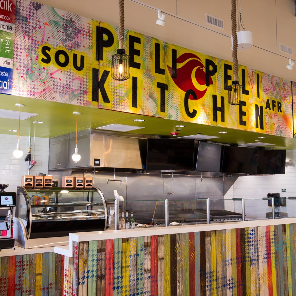 Whole Foods 365 Heights peli peli kitchen