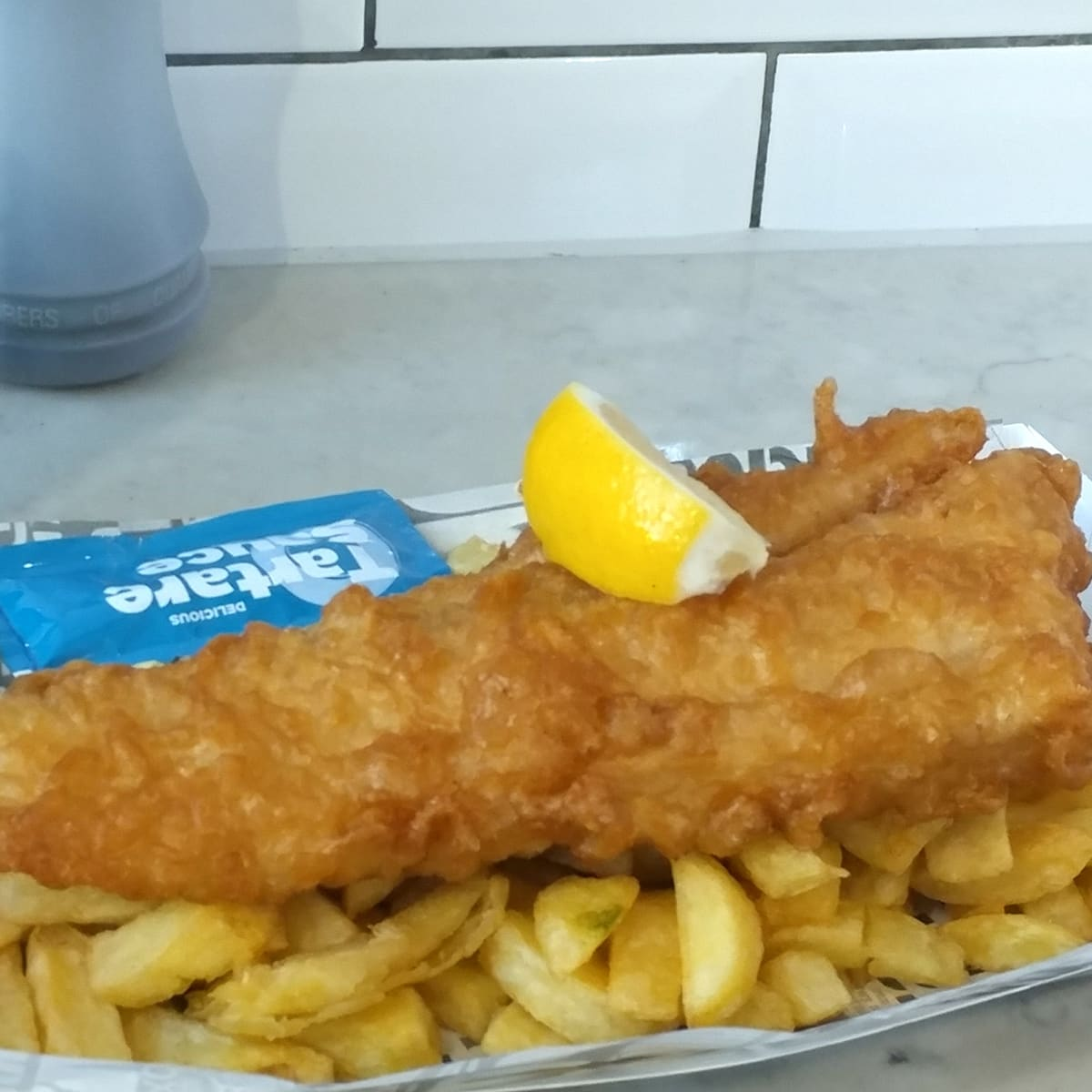 Johnny English Traditional Fish & Chips