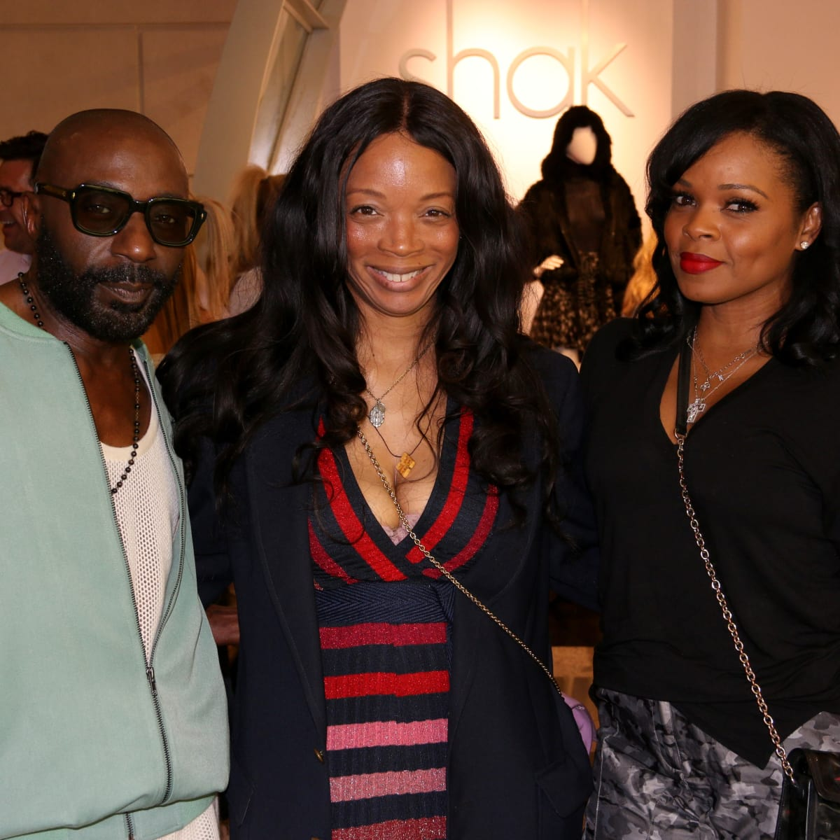 Pucci Lisenbee, Tiffany Edmonds, Kimberly Alexander