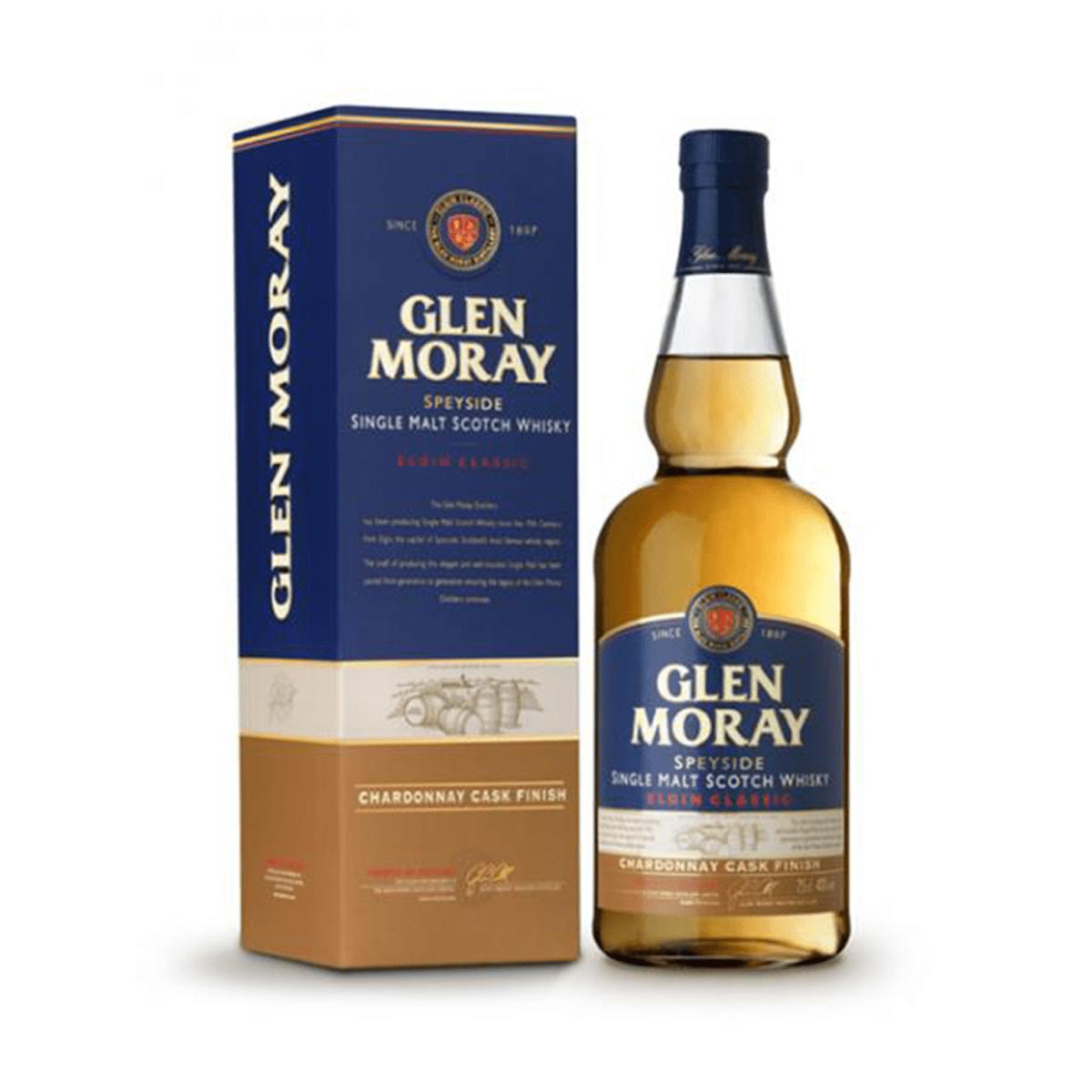 Glen Moray scotch