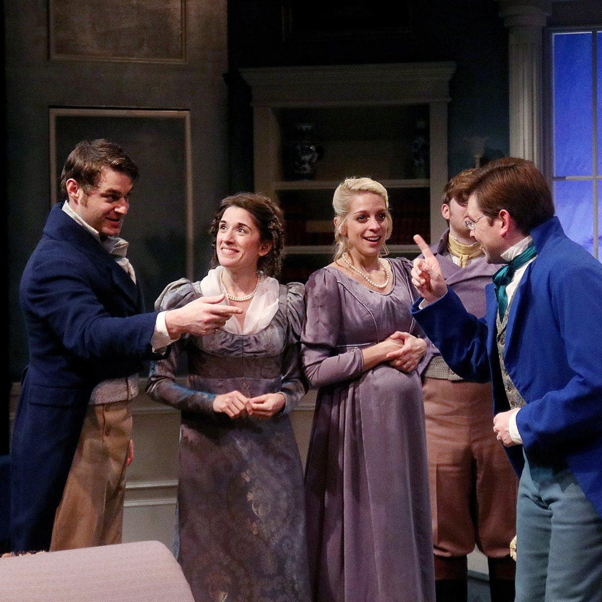 Main Street Theatre presents Miss Bennet: Christmas at Pemberley