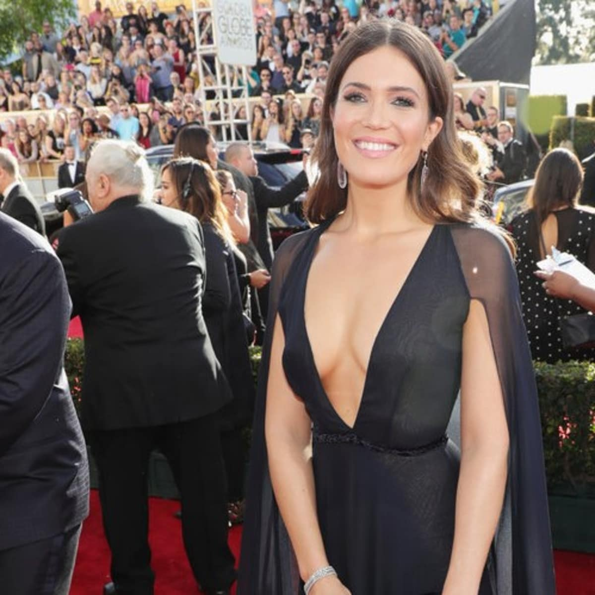 Mandy Moore, Golden Globes