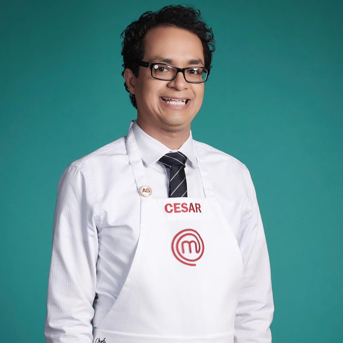 Masterchef Cesar Cano