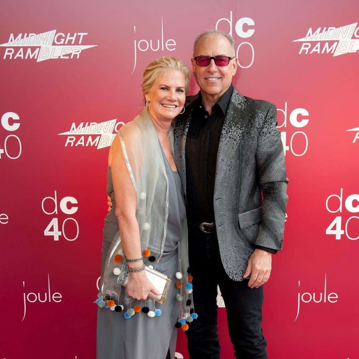 Michelle Moussa, Steve Flory