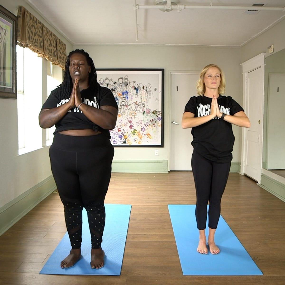 Yoga N Da Hood
